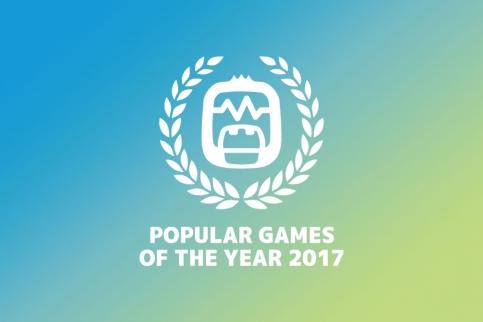 アプリ『なめこの巣』がApp Ape Award 2017「Popular Games of The Year」を受賞しました