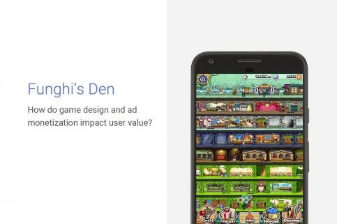 弊社アプリ『なめこの巣』がGoogle I/O 2017で紹介されました