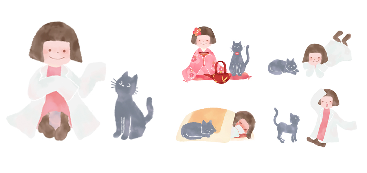 漢方医療リーフレット「かんぽうとわたし」の実績画像