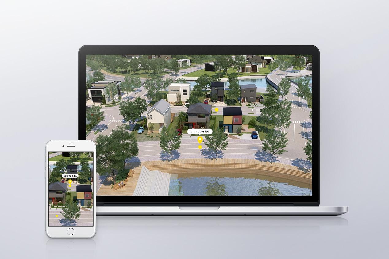 MY HOME MARKET プロジェクトの実績画像